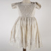 Dress, Girl's Victorian Ayrshire Whitework; Unknown maker; 1850-1860; WY.2019.2.2