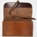 Document File, Leather ; Unknown manufacturer; 1900-1910; WY.1995.69