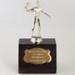 Trophy, Table Tennis Veterans Open; Moller & Young Ltd; 1984; WY.1997.27.1