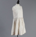 Petticoat, Child's Short Cambric; Unknown maker; 1850-1860; WY.2019.2.5