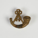 Badge, Military Light Infantry ; Unknown manufacturer; 1914-1918; WY.0000.626