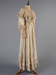 Dress, Wedding, Boned Bodice and Skirt Ensemble; Unknown maker; 1907; WY.1994.60