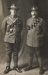 Photograph, Trooper Allan Young & Bombardier Lance Corporal Samuel Clarke ; Unknown photographer; 1916-1919; WY.1997.36