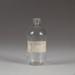 Bottle, Medicine; Unknown maker; 1960-1970; WY.0000.437