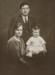Photograph, Alex & Annie Wishart and Son; Unknown photographer; 1930-1940; WY.0000.445