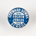 Badges, Seaward Downs School Golden Jubilee 1891-1948; Odell, Chch; 1948; WY.0000.729