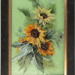 Glass Painting, Sunflowers; Turner, M; 1910-1920; WY.2002.20