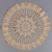 Doily, Crocheted ; Unknown maker; unknown; WY.0000.137