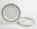 Dinner Plates, Irvine's; Grindley Hotelware; 1939; WY.0000.703