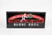 Sign, Burns Bros. Electric; Unknown manufacturer; 1940-1950; WY.0000.1028