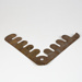 Button Stick, Brass Military; Unknown manufacturer; 1914-1918; WY.1993.42.2