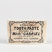 Toothpaste, Pot Lid, 'Coralite Toothpaste'; Mess P S Gabriel; 1890-1900; WY.0000.432