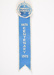 Ribbon, Wyndham District High School & Primary Schools 1875-1975 Centenary; Unknown manufacturer; 1975; WY.0000.660
