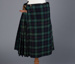 Kilt, Wyndham Pipe Band; Unknown maker; 1907-1910; WY.0000.624