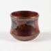 Bowl, Brown Glazed Ceramic; Shields, Heather; 1970-1980; WY.2006.32.6