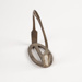 Stirrup, Single; Unknown manufacturer; Unknown; WY.0000.948
