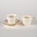 Cups and Saucers, RSA Wyndham; Savoy; 1955-60; WY.0000.837