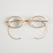 Spectacles, Child's with Case; Fairmaid Optical Co. Ltd.; 09.02.1899; WY.2004.57