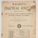 Book, Weldon's Practical Knitting; 1885-1895; WY.2007.33