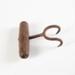 Hook, Bag; Unknown manufacturer; 1900-1950; WY.2003.13.1