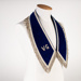 Collar, Vice Grand Alma Lodge; Unknown manufacturer; 2000-2010; WY.2013.8.35