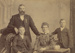 Photograph, Mr Henry Templeton and Family; Gerstenkorn, Invercargill; 00.00.0000; WY.0000.976