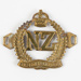 Badge, Military NZ Expeditionary Force; Unknown manufacturer; 1914-1918; WY.2000.12.4.18