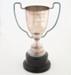 Trophy, Edendale Darts Club Junior Pairs; Dawson, R.E.; Leinster Silverware; 1986; WY.2008.19.10