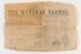 Archives, The Wyndham Farmer First Edition 1895; 1895; WY.0000.1240
