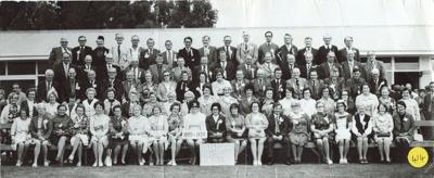 Photograph, Wyndham Schools' Centennial Years 1925-1934; Elmwood Studios, Invercargill; 1975; WY.1994.10.10