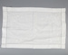 Pillow Shams, Embroidered with White Thread  ; Unknown maker; 1920-1930; WY.0000.270