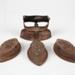 Iron, Asbestos Sad Iron ; Tverdahl-Johnson Company; 1890-1920; WY.1991.41