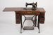 Sewing Machine, Drophead; Singer Sewing Machine Company; 1930-1940; WY.0000.1122