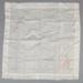 Handkerchief, Silk; Unknown maker; 1930-1940; WY.0000.248