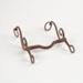 Bit, Pony with Scrolls ; Unknown manufacturer; 1900-1940; WY.1993.88.2