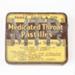 Tin, Medicated Throat Pastilles; Parke., Davis & Co; 1920-1930; WY.0000.685