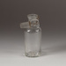 Bottle, Small Clear with Stopper Tied; Unknown manufacturer; Unknown; WY.1996.59.49