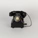 Telephone, Bakelite Automatic; Unknown manufacturer; 1920-1940; WY.0000.1086