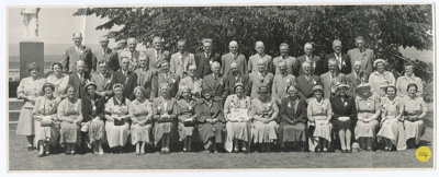 Photograph, Menzies Ferry School Jubilee, Decade 1906-1916; Campbell's Studios; 1930-1940; WY.1996.18.1