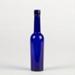 Bottle, Cobalt Blue Long Necked; Unknown manufacturer; 1910-1920; WY.0000.430