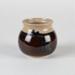Jar, Ceramic; Shields, Heather; 1970-1980; WY.2006.32.2