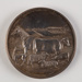 Medal, Island Dairy Co 1899 Most Points Cheese; A W Wittenbach Melene; 1899; WY.1990.111.2