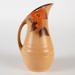 Vase, Glandon Ceramic with Floral Design; Glandon; 1920-1930; WY.2007.1.4