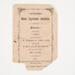 Archives, Wyndham Mutual Improvement Association Syllabus 1887; 1887; WY.1993.105