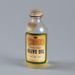 Bottle, 'Crown' Olive Oil; N.Z. Pharmaceuticals Limited; 1960-1970; WY.0000.473