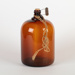 Bottle, Brown with Handle; P. O. & C.; Unknown; WY.0000.330