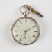 Pocket Watch, Large Silver ; Robert Lomsden; 1910-1920; WY.1990.92