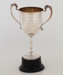 Trophy, Scottish Society Challenge Cup Best Sailors Horn Pipe; Unknown manufacturer; 1982; WY.2001.17.10