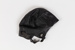 Bathing Cap, Black Latex; Unknown manufacturer; 1960-1970; WY.2011.13.2
