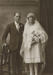 Photograph, Wilson-Stirling Wedding; The Mora Studio, Gore; 1929; WY.0000.12